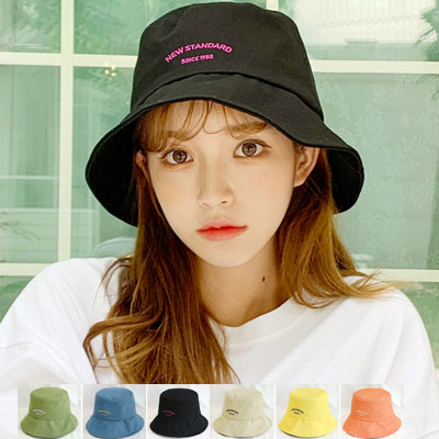 [UNISEX]STANDARD WASHING BUCKET HAT(6color)