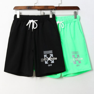 [UNISEX]ARROW REFLECTIVE SHORT PANTS(2color/3size)
