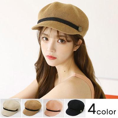[UNISEX]COTTON COOL  MATROOS CAP(4color)