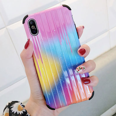 COTTON CANDY CARRIER CASE / iPhone CASE