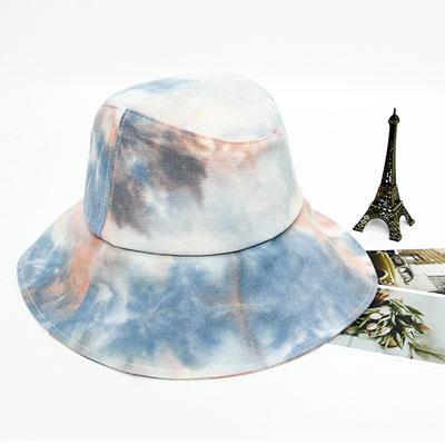[UNISEX]STREET TIE DYE BUCKET HAT(3color)
