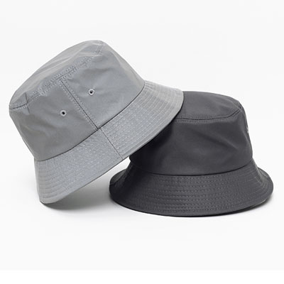 [UNISEX] METAL SCOTCH BUCKET HAT(2color)