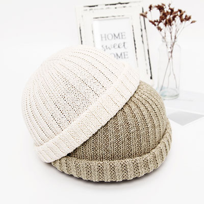 [UNISEX]DOME KNIT WATCH CAP(4color)