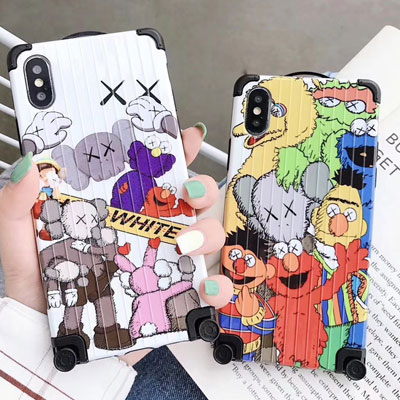 XX EYES DOLL iPhone CASE(2type)