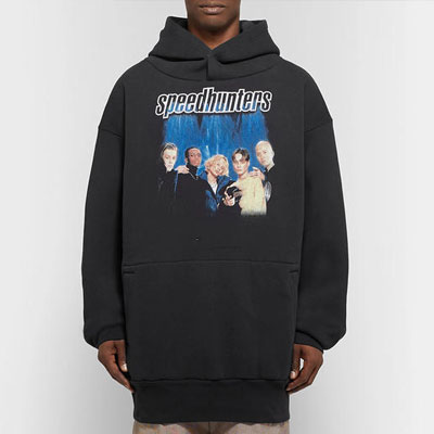 [UNISEX]SUPER POWER GROUP PULLOVER HOOIDE(3type)
