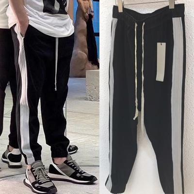 [UNISEX] TECHNICAL SIDE LINE JOGGER PANTS