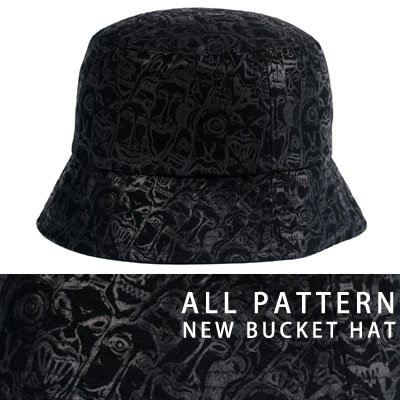 【FLIPPER】ALL PATTERN NEW BUCKET HAT