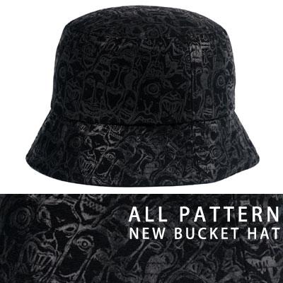 【FLIPPER】ALL PATTERN NEW BUCKET HAT