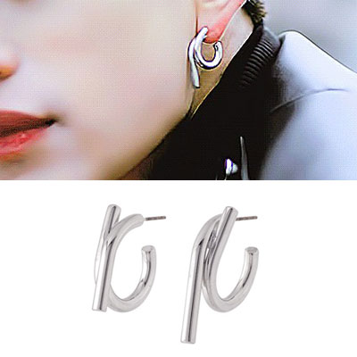 [UNISEX] NCT st. UNBALANCE BOLD PIERCE (2color)