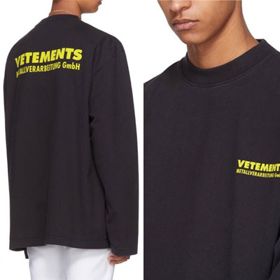 [UNISEX] METAL BOX LOGO LONG SLEEVE (3color)