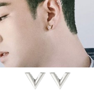 [UNISEXT] NUEST/Baekho/THE BOYZ st. VOLUME V PIERCE (2color)