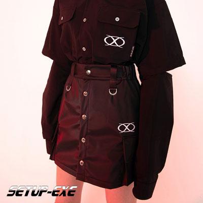 【SETUP-EXE】Snap open Sk - black
