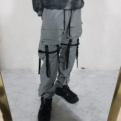 [UNISEX] 3D TRANSFORM TECHNICAL PANTS (2color)
