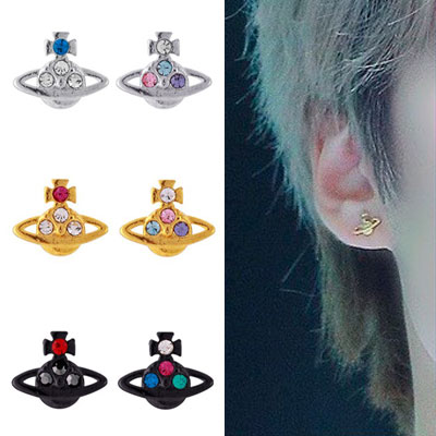 [UNISEX] THE BOYZ st. CUBIC PLANET PIERCING (6color)