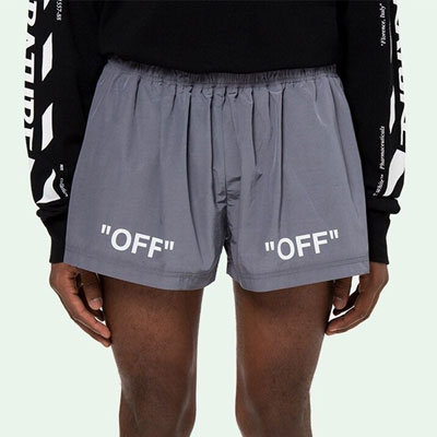 [UNISEX] OFF RUNNING SHORTS (6color)