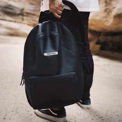 [UNISEX] ESSENTIALS BACKPACK (2color)