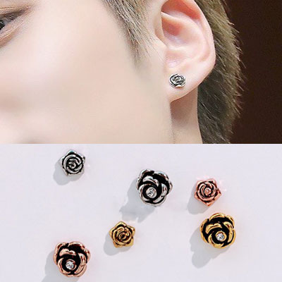 [UNISEX] THE BOYZ st. MINIMAL ROSE PIERCING (6type)