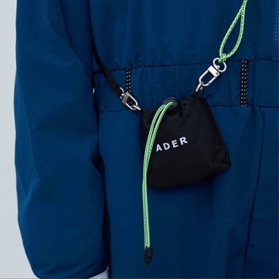 [UNISEX] MINI BUCKET BAG