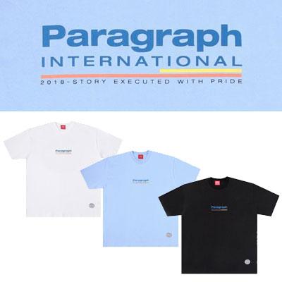 [Paragraph] INTERNATIONAL TSHIRT (3color)