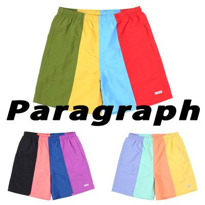 [Paragraph] COLORING BEACH SHORTS (3color)