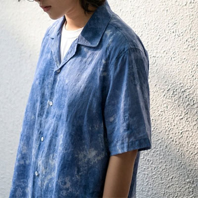 [UNISEX] WASHING PRINT HALF SHIRTS (3color)