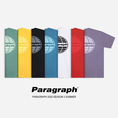 [Paragraph] CLASSIC DYEING TSHIRT (7color)