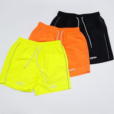 [UNISEX] SCOTCH BEACH SHORTS (3color)