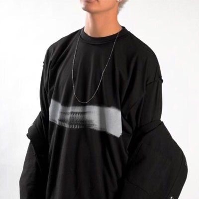 [UNISEX] ONE TOUCH POINT TSHIRT