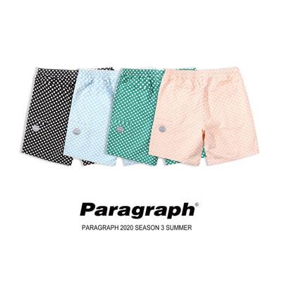 [Paragraph] Dot shorts (4color)