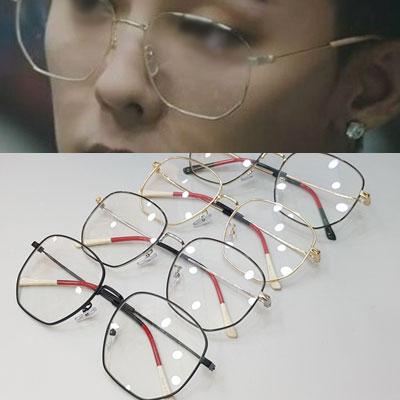 [UNISEX] BIGBANG/GD/G-dragon st. TEMPLE TIP POINT GLASSES (4color)