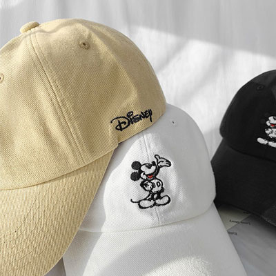 [UNISEX] MICKEY BALL CAP (3color)