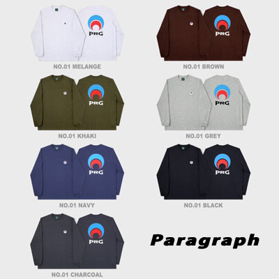 [Paragraph] CLASSIC EMBROIDERY LONG SLEEVE (7color)
