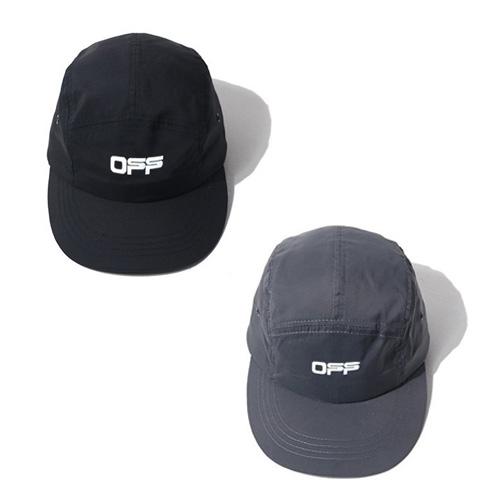 [UNISEX] REFLECTIVE CAMP CAP (2color)