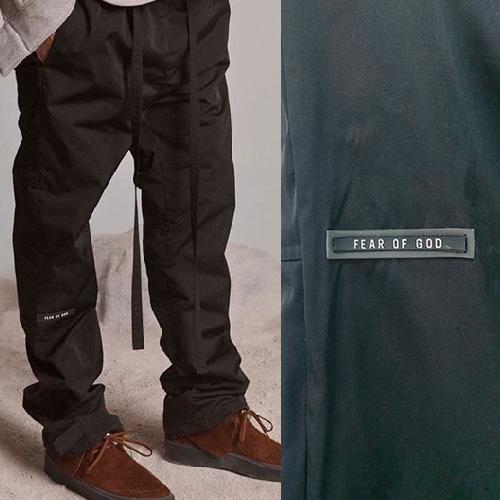 [UNISEX] HEAVY UNDER TAG NYLON PANTS (2color)