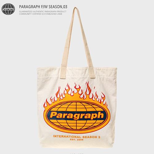 [Paragraph] Flame eco bag