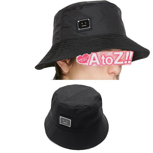 [UNISEX] METAL PLATE BUCKET HAT